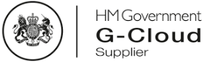 HMGovernment G-Cloud Supplier logo